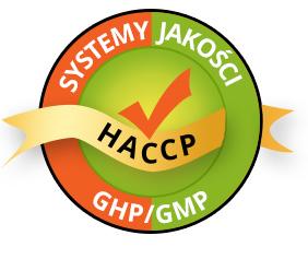 System jakości HACCP